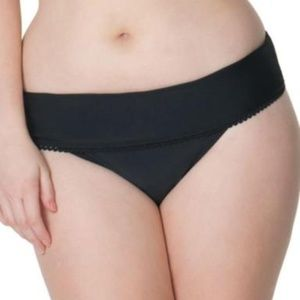 Curvy Kate Jetty Foldover Brief Swimsuit Bottoms